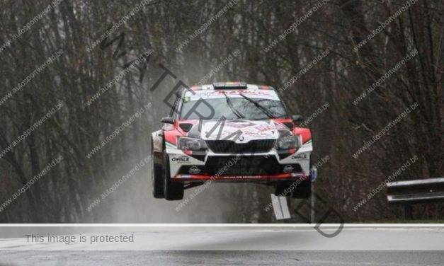 Allart wint de Spa Rally!
