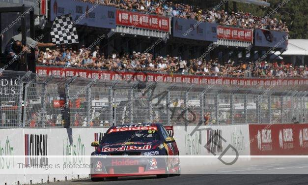 Australian Supercars en Nascar dit weekend