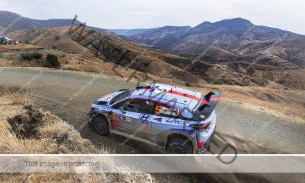Neuville nog tweede in Mexico?