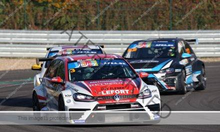 Potty en Detry met WRT VW Golf GTI in TCR
