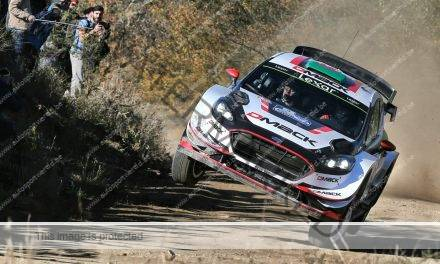 Ford is terug in WRC