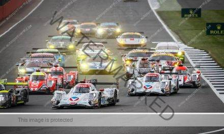Michel Vaillant in WEC Spa 6 Hours