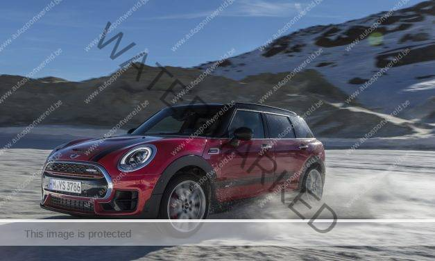 Getest: MINI John Cooper Works Clubman ALL4