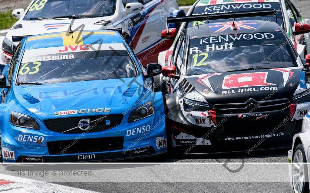 Video: WTCC in crashes