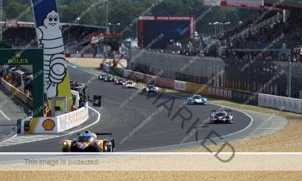 United Autosport wint race 1 van Road to Le Mans