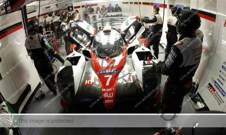 Toyota op pole, records sneuvelen in Le Mans