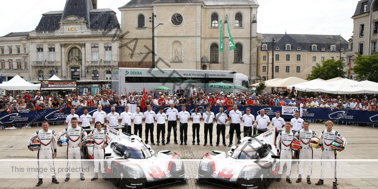 Video: hommage aan de Porsche 919