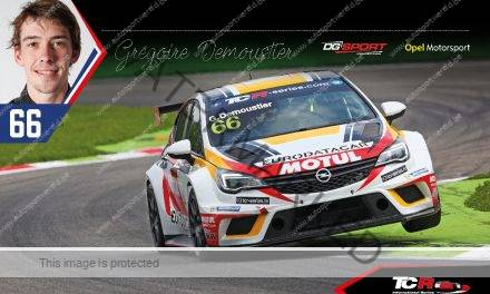 Exit Corthals in TCR International