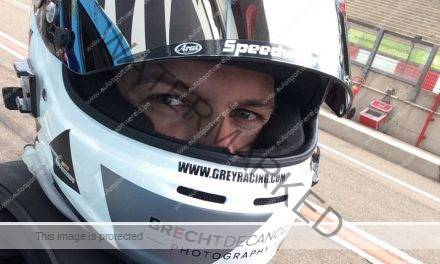 Help Gregory Eyckmans naar de 24 Hours of Zolder
