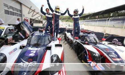 United Autosports wint in ELMS