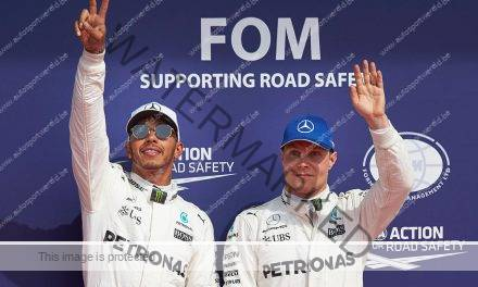 Magistrale Hamilton in Spa