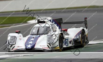 Hanley pakt pole in Spa in ELMS