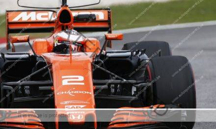 Mooi! Vandoorne start 7de in Sepang