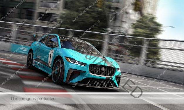 I-Pace Trophy: Legge wint in Mexico
