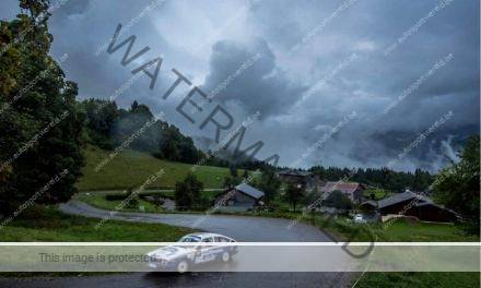 Historic Rally Promotions in Mont-Blanc VHC