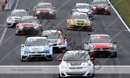 TCR Trophy wordt TCR Europe