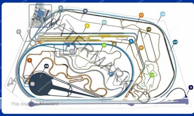 Autosportwereld.be bezocht Ford Proving Ground