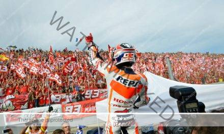 Marc Marquez nu al in de legende