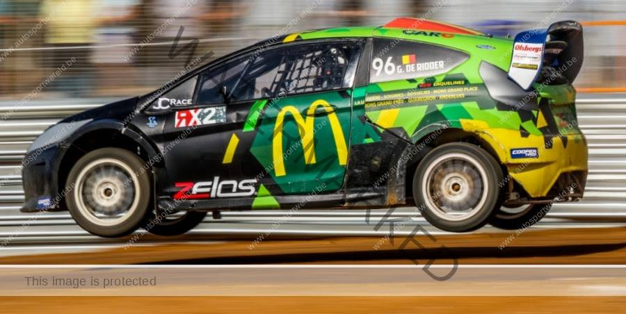 Guillaume De Ridder, Rookie of the Year RX2