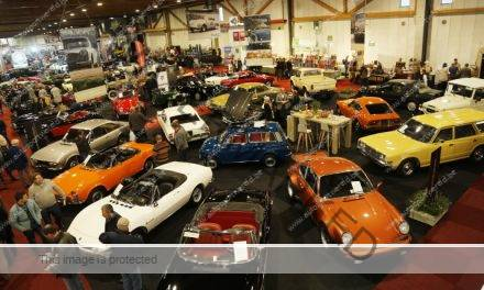 Interclassics Brussel door de lens van Fred Bayet