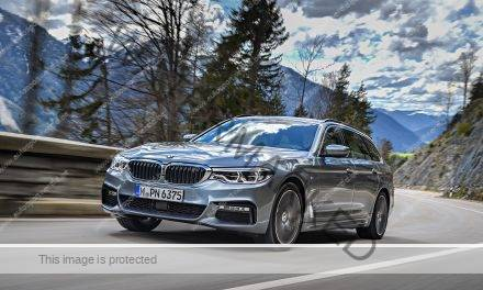 Super break… de BMW 540i xDrive Touring