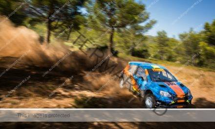 In een notendop: R4 en R5 rally