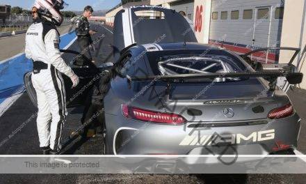 SRT zet drie Mercedes in GT4 in