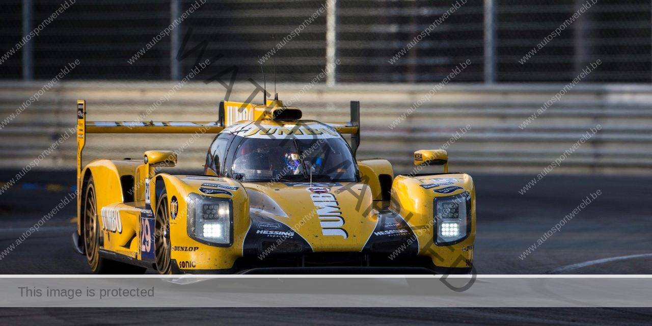 Racing Team Nederland in FIA World Endurance Championship