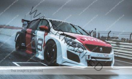 DG Sport Competition in WTCR met Peugeot
