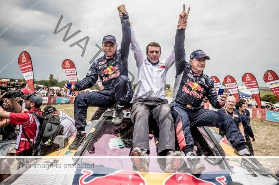 Video: herbeleef de zege van Sainz in de Dakar