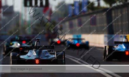 Formula e rookie tests bijna volzet