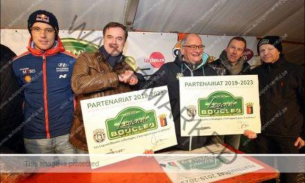 Legend Boucles nog 5 jaar in Bastogne