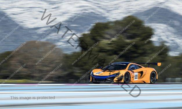 Magere Sprint Cup Blancpain GT Series
