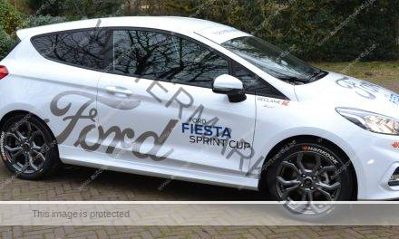 Ford Fiesta Sprint Cup ook in Nederland groot succes