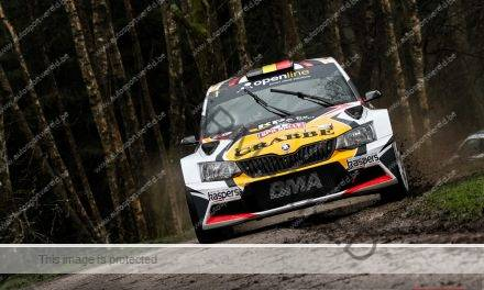 Strijd tussen Princen, de Mévius en Fernémont in incidentrijke Spa Rally
