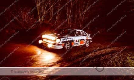 Fotogalerij: Spa Rally by night