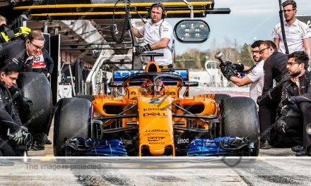 Aftellen naar de start van F1 2018: McLaren