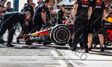 F1 Mexico: Verstappen is pole kwijt