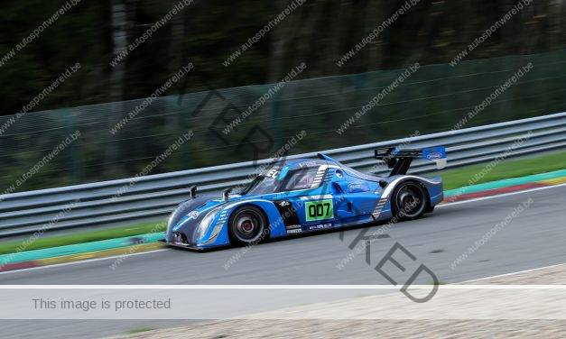 Pole voor RXC Domec in Spa 400