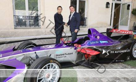 Envision investeert in DS Virgin Racing en Formule E