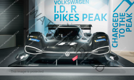Video: de Volkswagen I.D. R Pikes Peak in actie