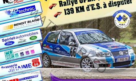Rally: Trois-Ponts toch gered