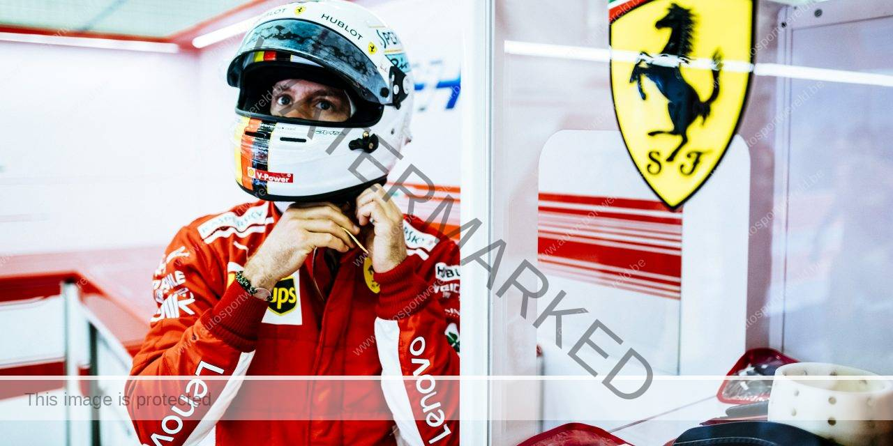F1 Interlagos: Vettel vooraan in VT3