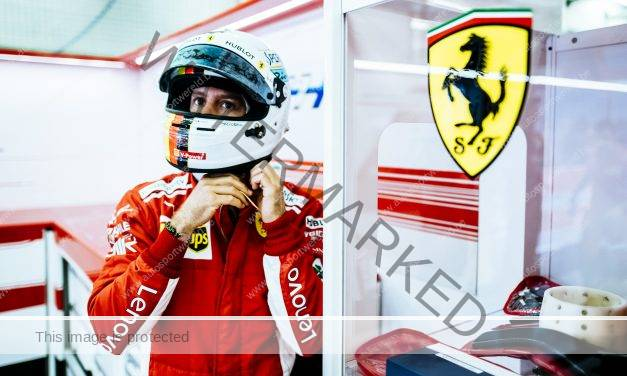 Ferrari domineert kwalificaties in Bahrein