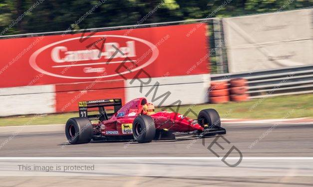 Nostalgie troef met Zolder Historic Grand Prix