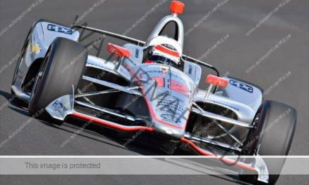 Will Power wint Indy500