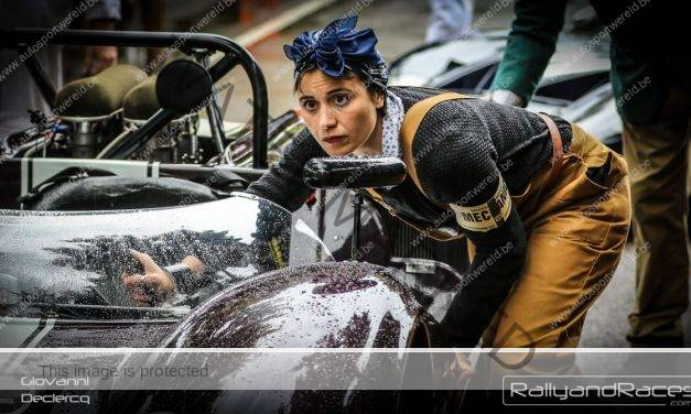 Goodwood Revival, prepare to race