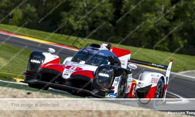 WEC Sebring: pole voor Toyota, Alonso met record