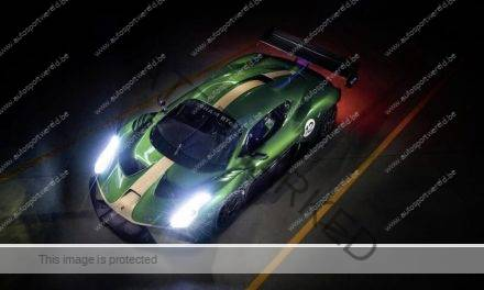 Video: de Brabham BT62 in actie