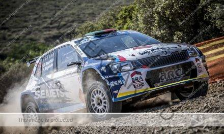 Magalhaes wint Akropolis rally